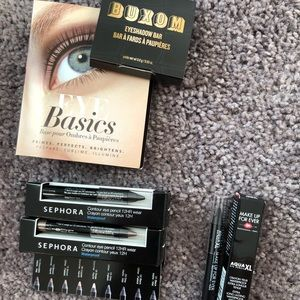High end eye makeup bundle